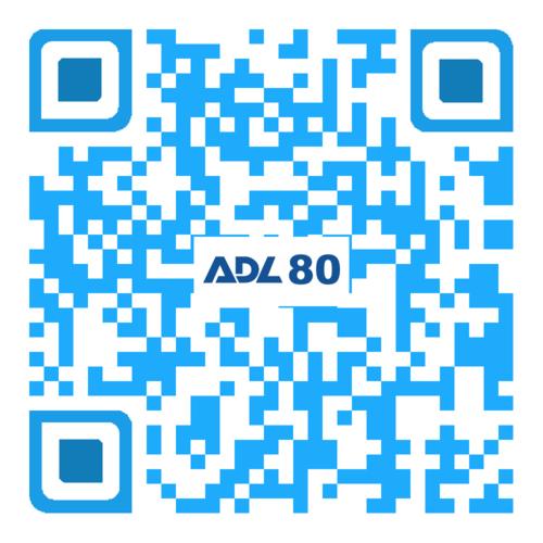 CCFADL80《区块链》报名表二维码