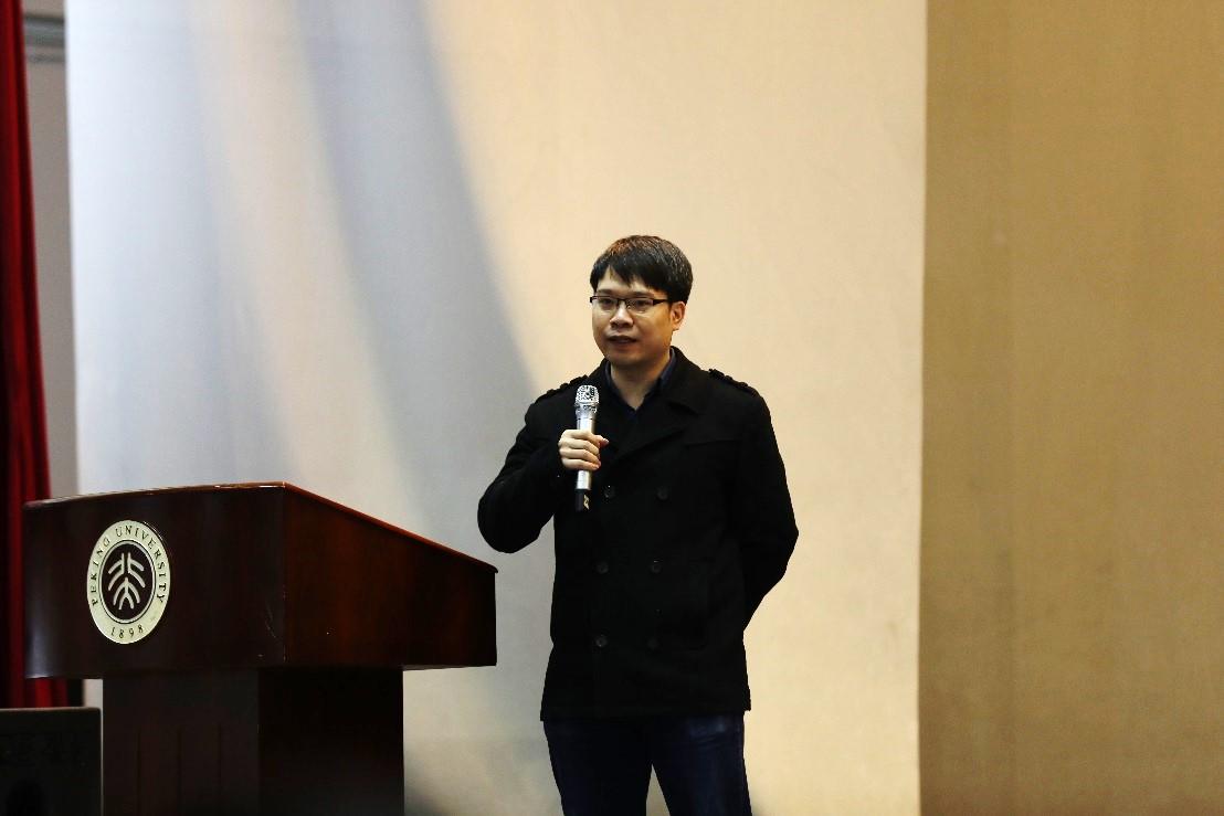 北京大学信息学竞赛教练罗国杰教授